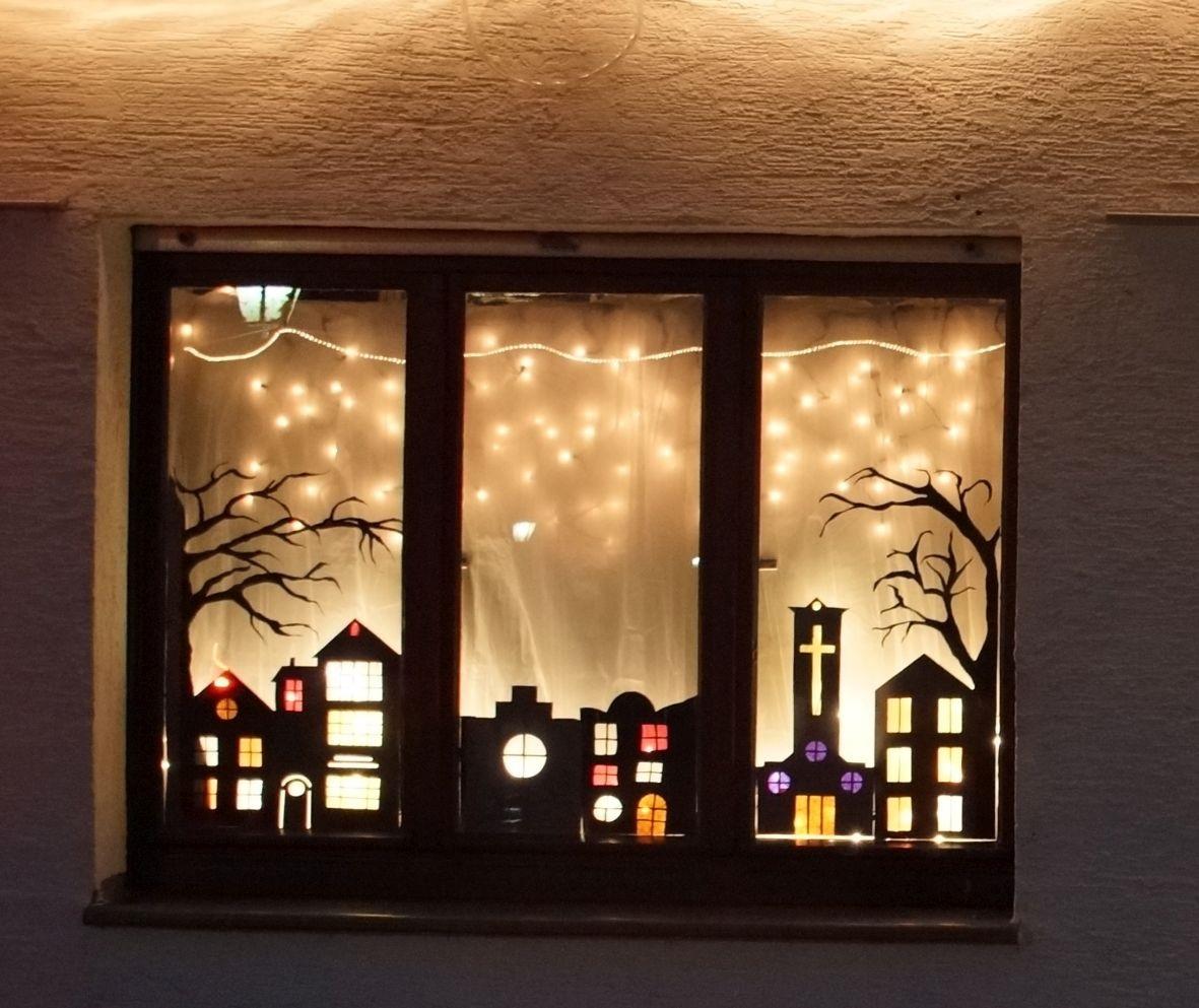 Adventsfenster Ideen.Adventsfenster 2018 Heimatverein Offstein
